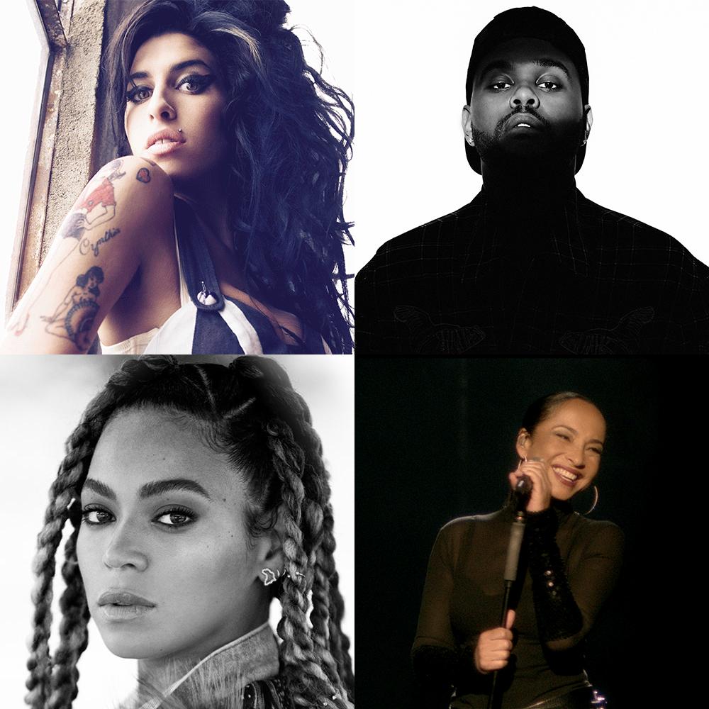 Lo mejor del R&B y la música Soul