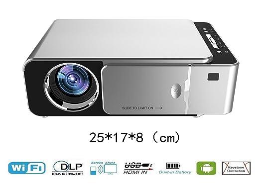 shengshiyujia T6 portátil Mini Pico proyector de la Oficina en ...