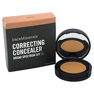 Bare Escentuals bareMinerals Correcting Concealer Broad Spectrum SPF 20 Tan 2 Full Size 2 g / 0.07 oz. In Retail Box
