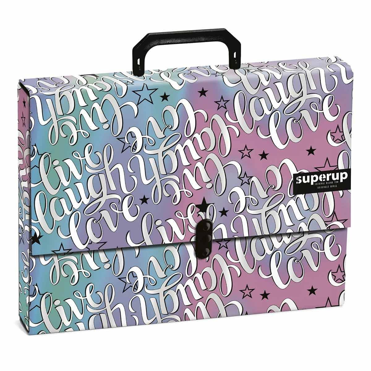 Busquets maletin de Cartó n. SUPERUP by DIS2