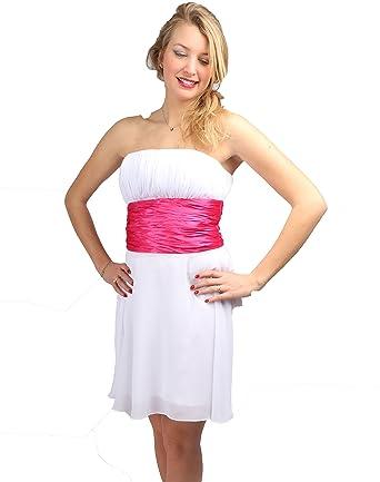 058270b3d4094 Beliza Women's Bustier Dress - - UK 10: Amazon.co.uk: Clothing