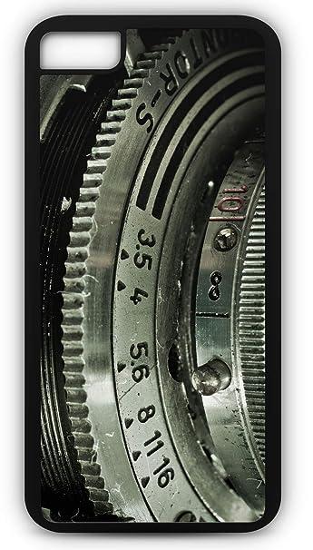 Retro Camera Lens Case