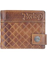 Quilted Bifold Wallet by Norton