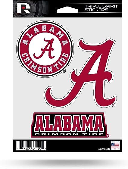 NCAA Die Cut Color Automobile Emblem