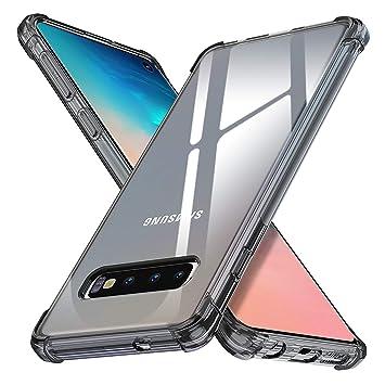 deconext Funda Samsung S10, S10 Carcasa Plustectora Delgada ...