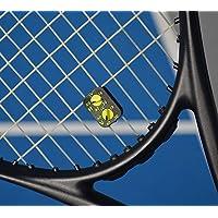 Agarre antideslizante de repuesto para raquetas de b/ádminton tenis y ca/ña de pescar color negro y azul real N-A 4 unidades