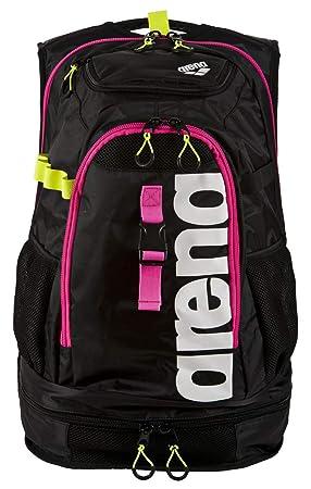 Arena Fastpack 2.1 Mochila, Unisex Adulto, Negro (Black/Fuchsia/W), 36x24x45 cm (W x H x L): Amazon.es: Deportes y aire libre