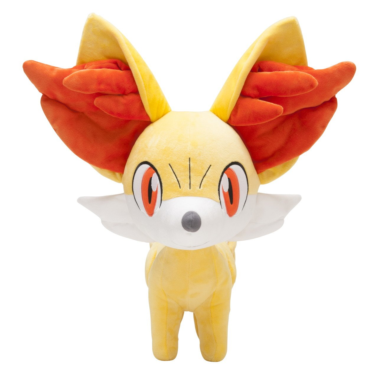 amazoncom pokemon center fennekinfokko life size plush doll toys games