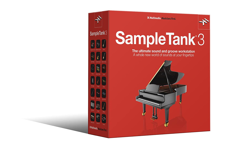 IK Multimedia SampleTank 3 クロスグレード版サウンド&グルーヴワークステーション【国内正規品】B00OIO917Wクロスグレード版