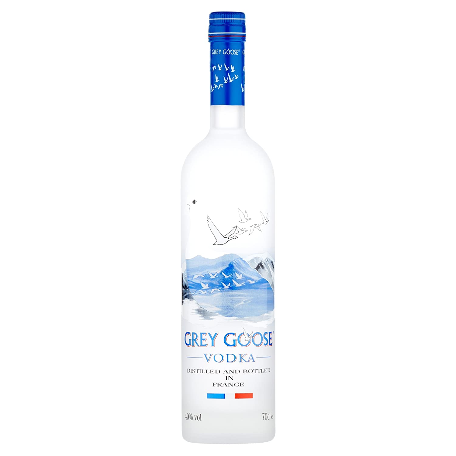 French vodka Gray Gus: characteristics, reviews 88
