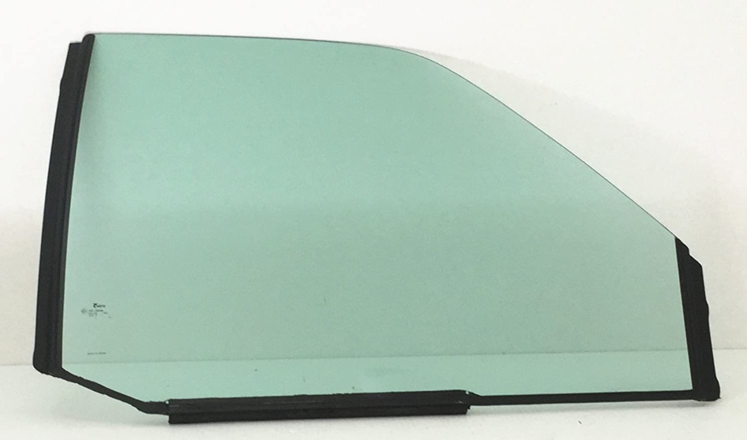 NAGD Passenger//Right Side Front Door Window Replacement Glass for 1993-1998 GMC Pickup//Chevrolet Pickup C1500//K1500 1993-2000 GMC Pickup//Chevrolet Pickup C2500//C3500//K2500//K3500
