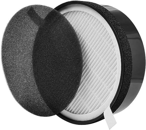 Keepow True HEPA y filtros de carbón activado, compatible con el ...