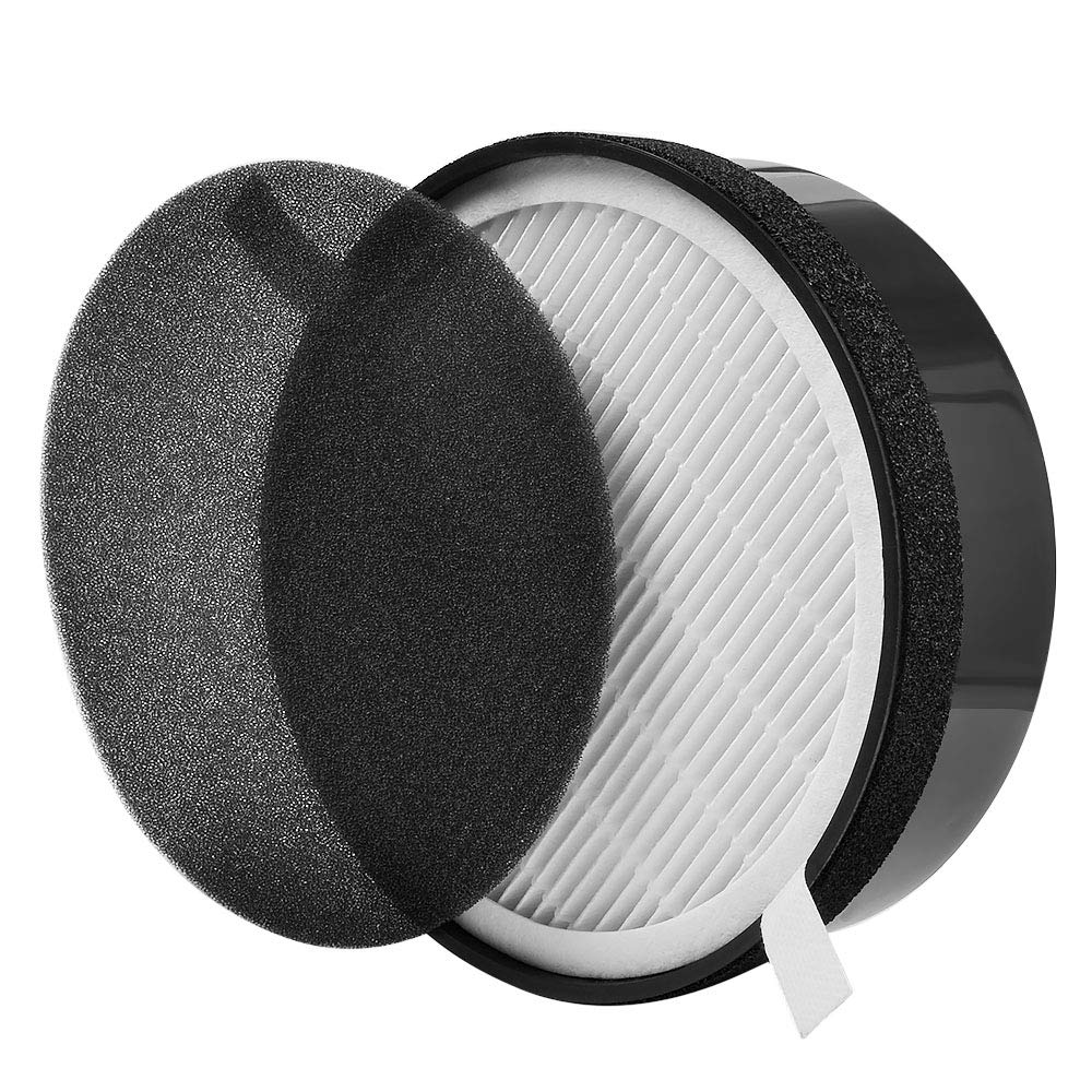 KEEPOW LV-H132-RF Replacement Filter Compatible Levoit Air Purifier LV-H132