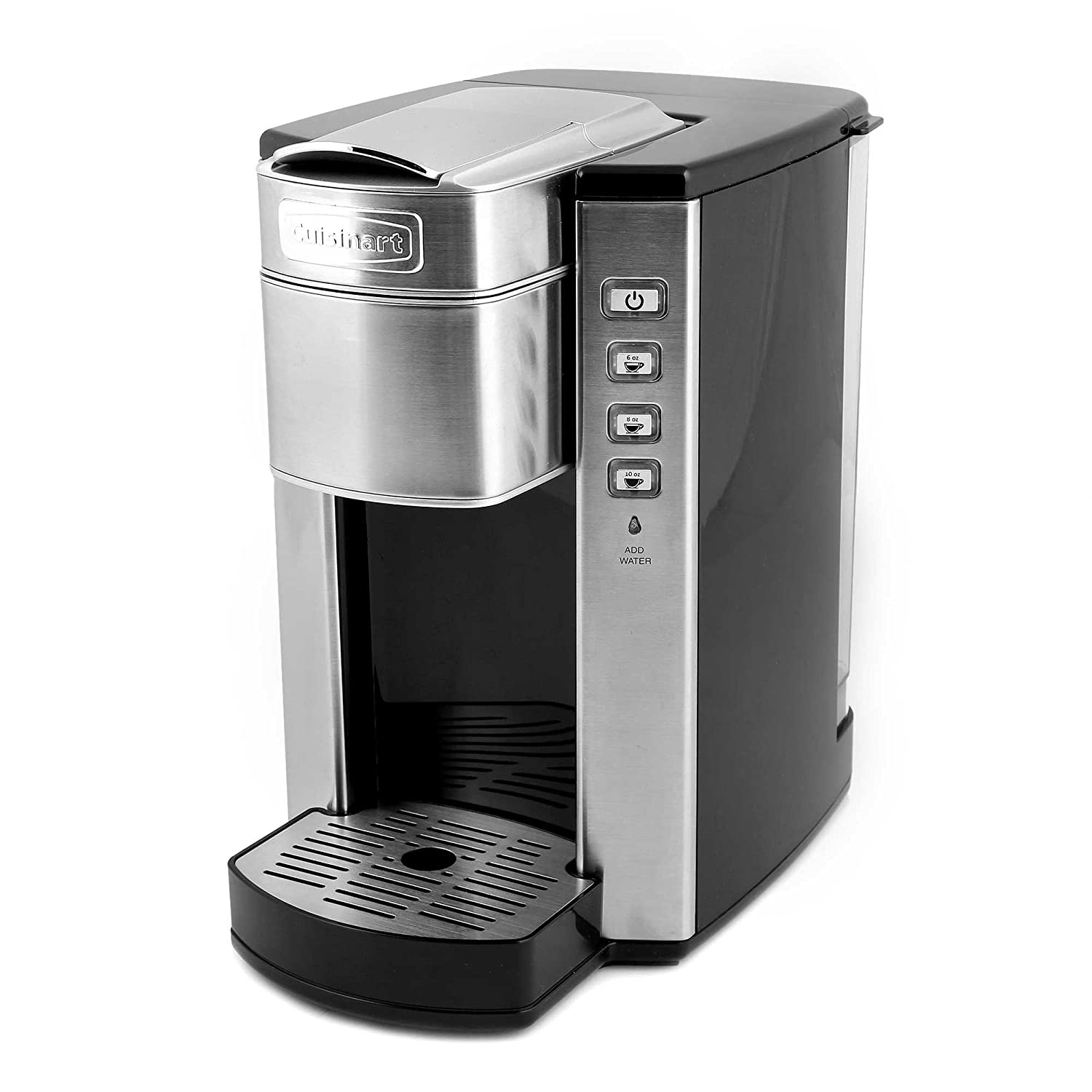 Cuisinart SS-6 Compact Single Serve Coffee Maker (Certified Refurbished)