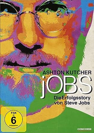 jOBS - Die Erfolgsstory von Steve Jobs Alemania DVD: Amazon ...