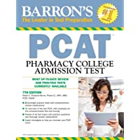 Barron's PCAT: Pharmacy College Admission Test