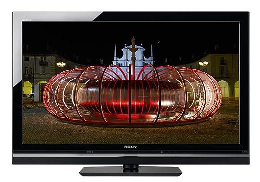 Sony KDL-32W5820 81 cm (32 Zoll) LCD-Fernseher, Energieeffizienzklasse B (Full-HD, 100Hz, 4x HDMI, DVB-T/C/S2, DLNA Client, U