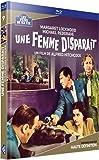 UNE FEMME DISPARAIT [Blu-ray]