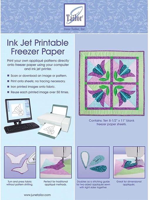 Ink Jet Printable congelador paper-8 – 1/2