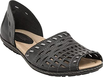 f88d732a9a5d Earth Women s Black Shore 6.5 B(M) US