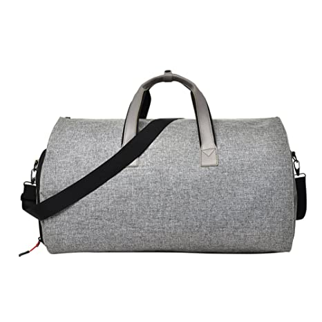 Genda 2Archer Two-in-One Convertible Travel Duffle Bag Carry On Garment  Suit Bag  Amazon.ca  Luggage   Bags 76e7212f93612