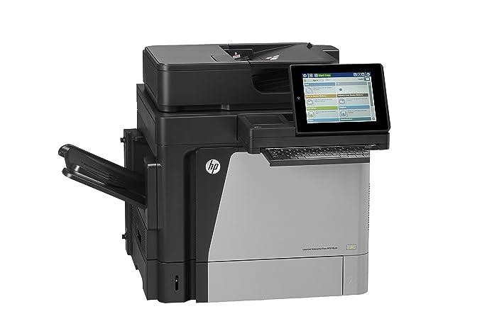 HP Laserjet Impresora Multifuncional Enterprise Flow M630h ...