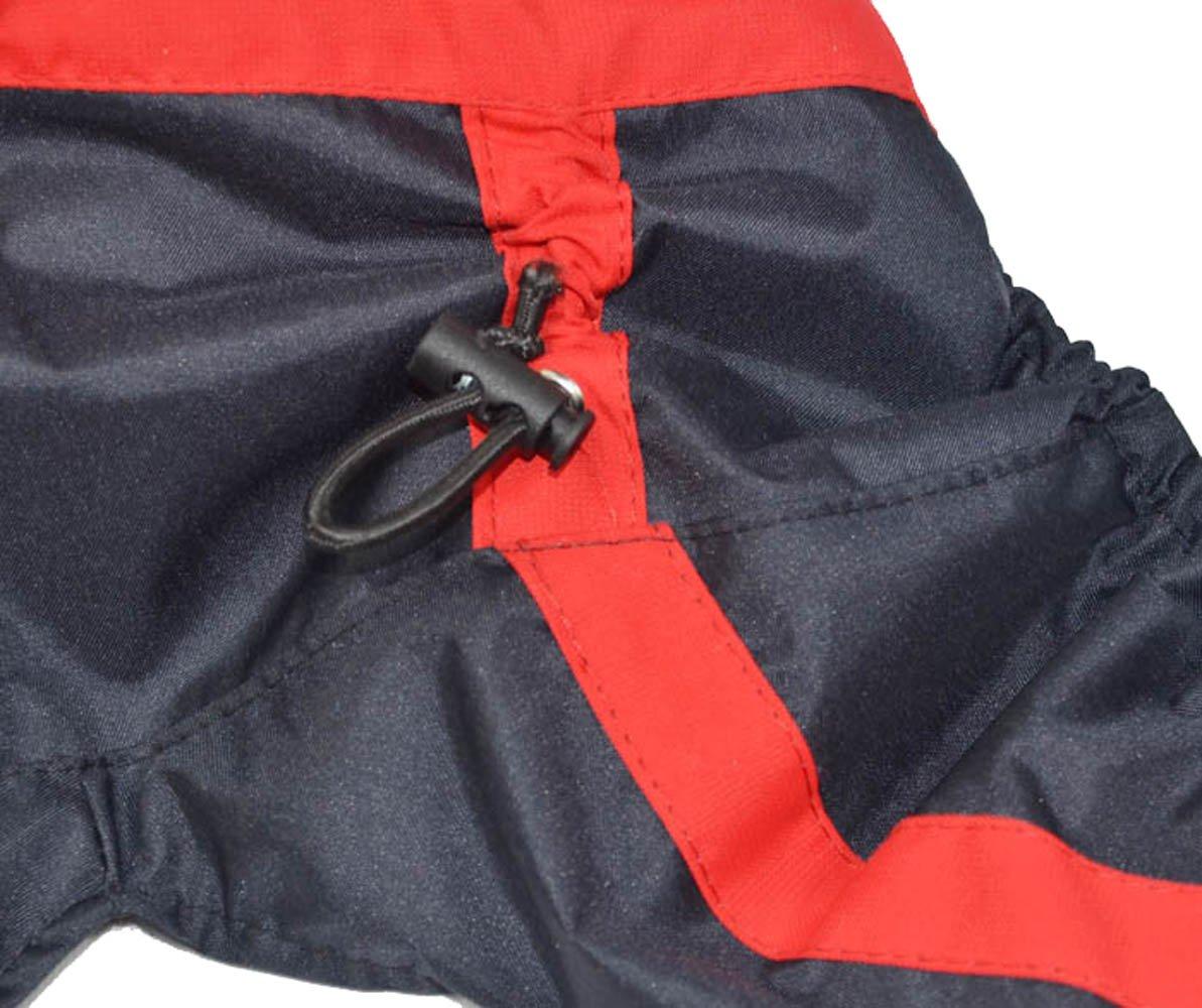 Amazon.com : Pet Clothing Dog Rain Coat Waterproof Nylon Pets Raincoat Rain Jacket Adorable Hoodie Perfect For Small Dog Breed Female Male Dog Red Green ...