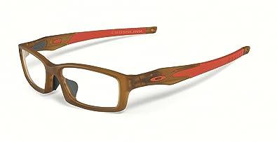 cc6a7051d0 Amazon.com  Oakley OX8029-03 Crosslink A (56) Eyeglasses Orange  Shoes