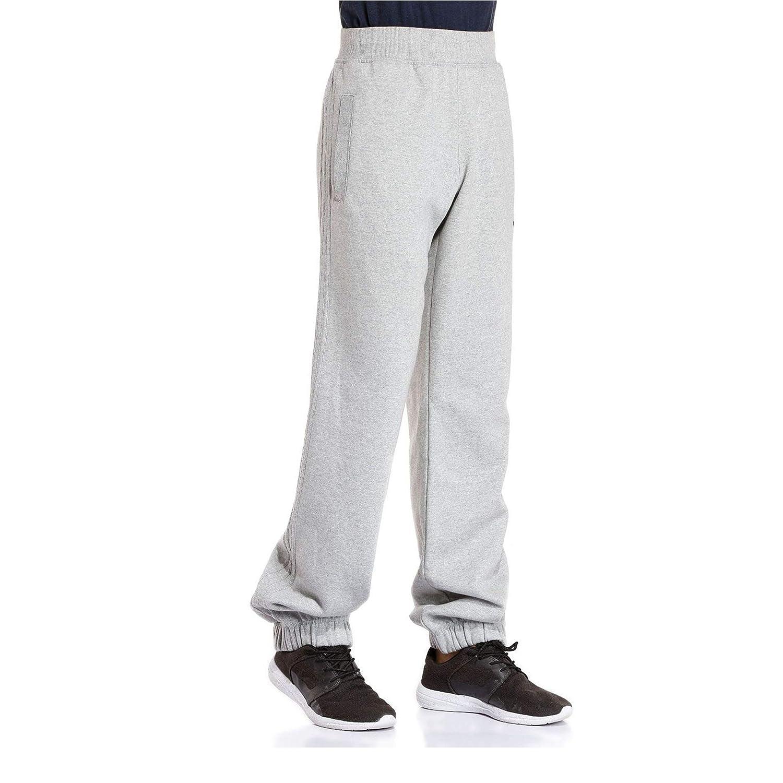 Pantalon ADIDAS.Hommes.survêtement molleton.GRIS FONCé.Z38535.