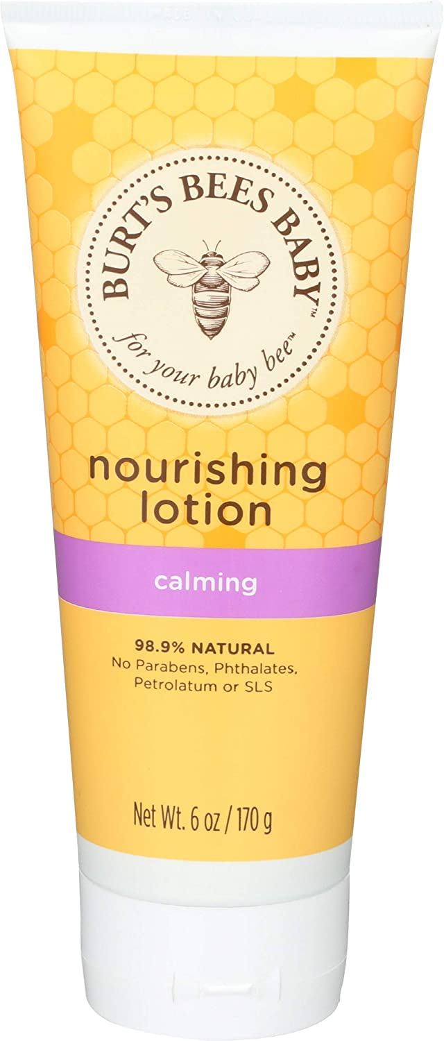Burts Bees, Baby Bee Lotion Calming, 6 Ounce
