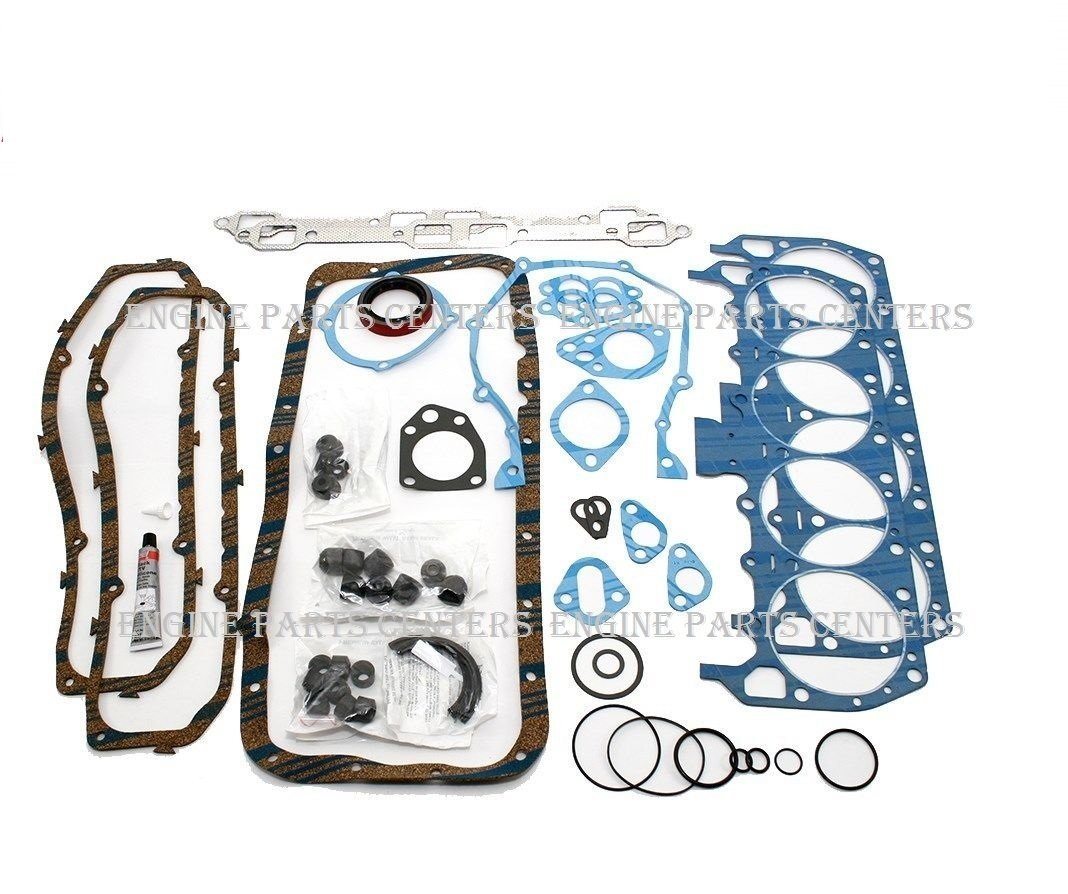 Amazon com: Fel Pro Engine Overhaul Gasket Set Chrysler bb