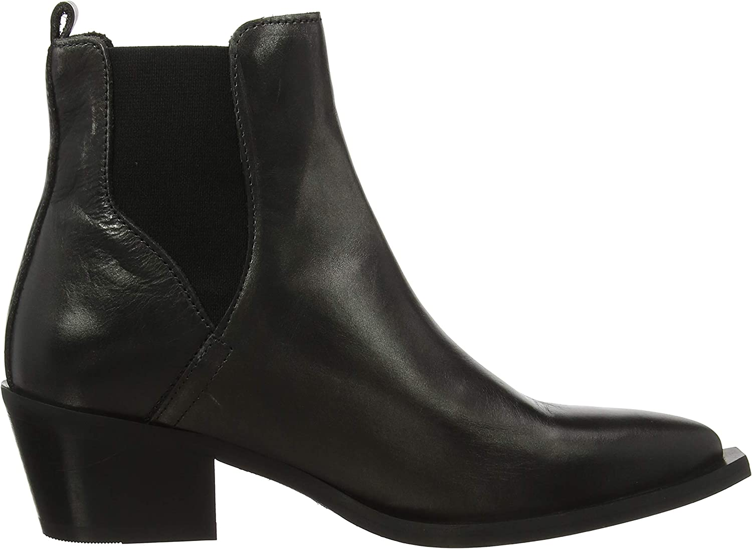 Fly London Inep496fly, Botines para Mujer Gris Humo 004 1SrE3