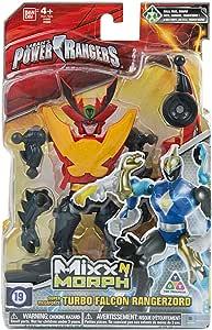 Bandai Power Rangers Mixx N Morph, 4 years