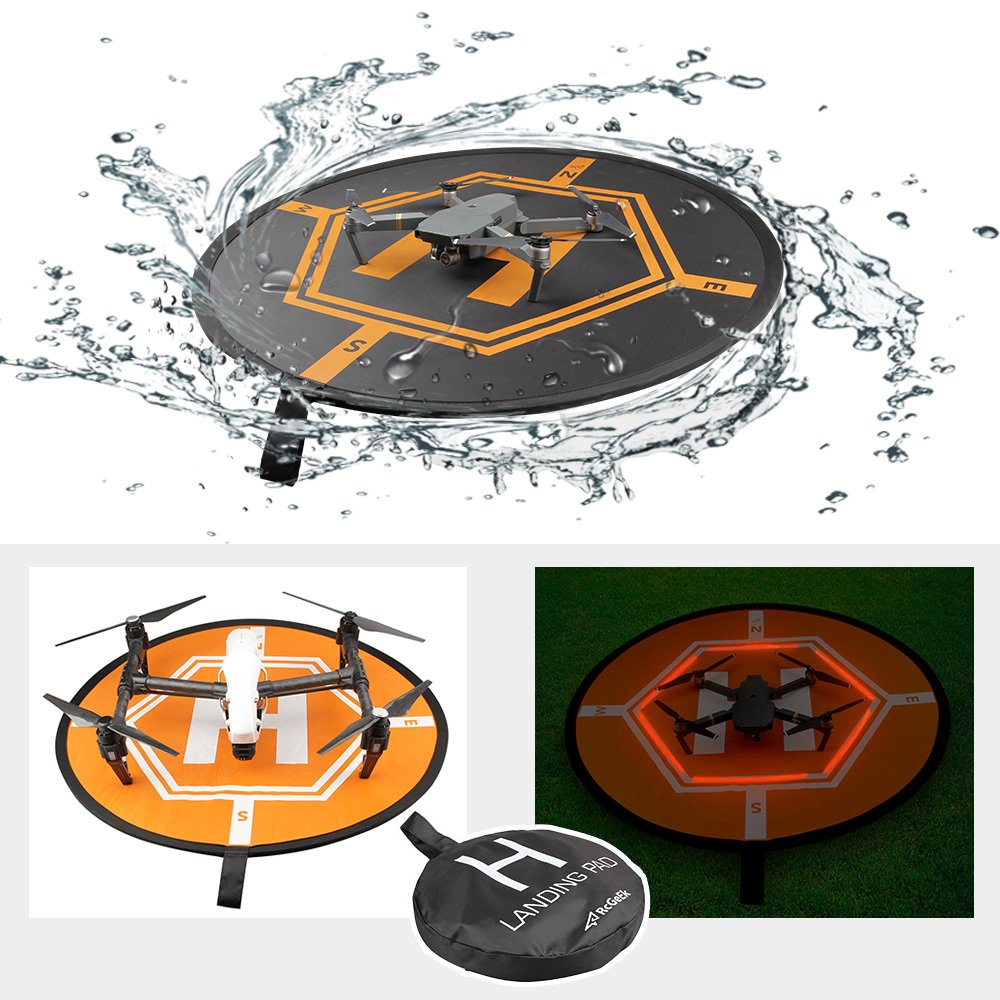 RC Style Two-sided Landing Pad