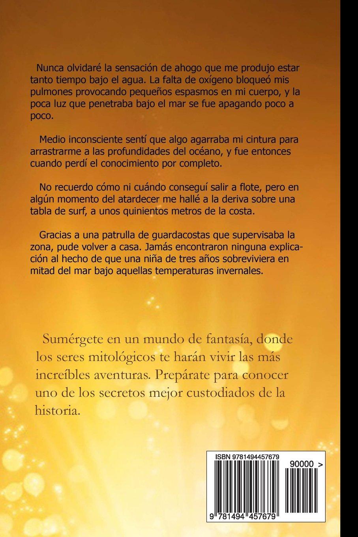 Evadne, la sirena perdida (Spanish Edition): Diana Al Azem: 9781494457679: Amazon.com: Books
