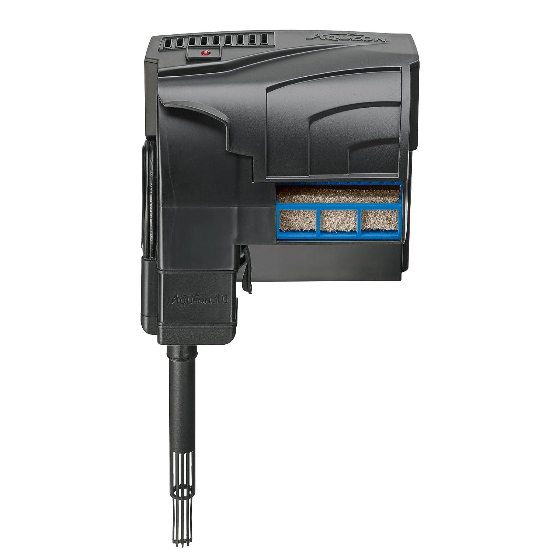 (10 Power Filter) Aqueon QuietFlow LED PRO Aquarium Power Filters