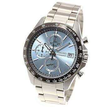 0c38428dcd Amazon   [セイコー]SEIKO セレクション SELECTION 腕時計 メンズ クロノ ...