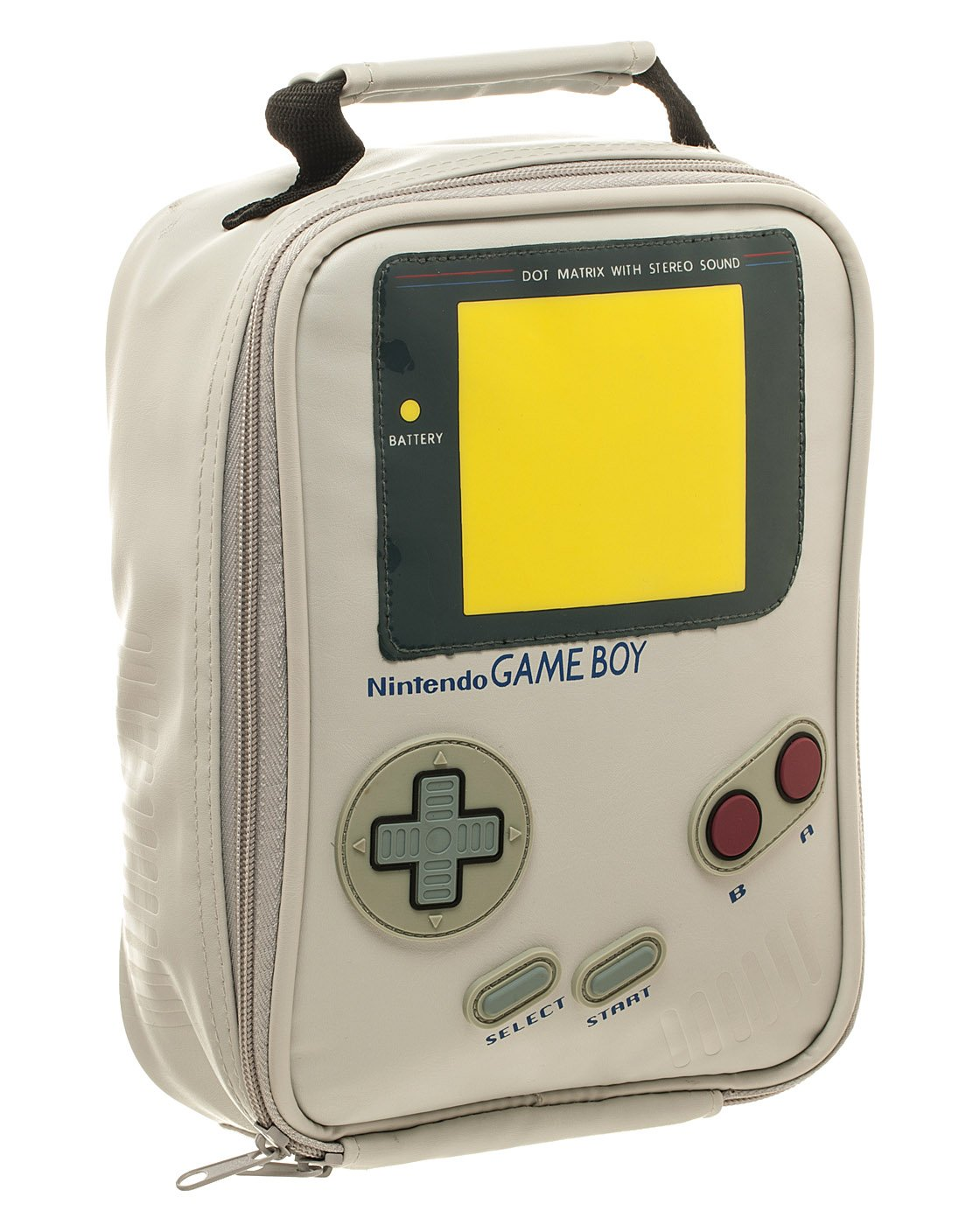Nintendo Classic Gameboy Insulated Lunch Box