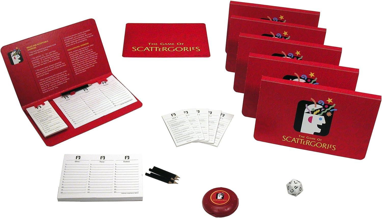 Scattergories: Amazon.es: Juguetes y juegos