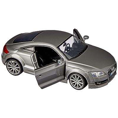 2007 Audi TT Coupe SILVER Jeux et Jouets