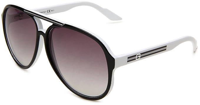 aa550b2dfee81 Gucci Men s 1627 S Aviator Sunglasses