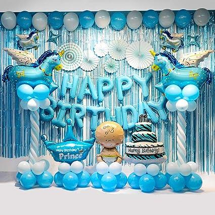 Amazon GXXD Cartoon Foil Mylar BalloonsChild Birthday Party