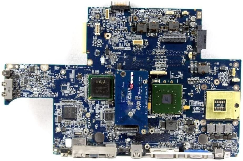 Dell Motherboard Intel 8MB FF055 Inspiron 9400 E1705