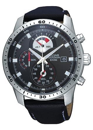 pulsar men s watch ps6027x1 amazon co uk watches pulsar men s watch ps6027x1