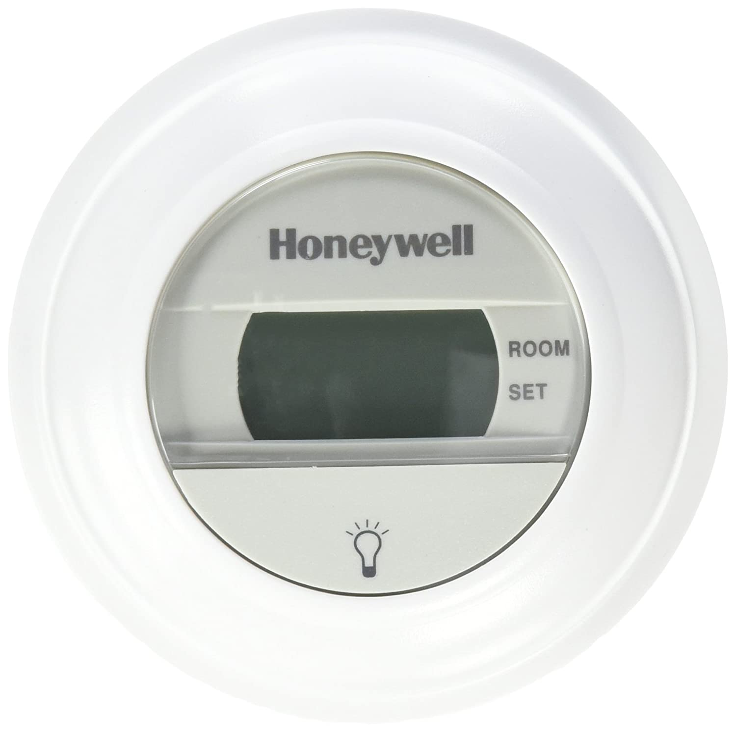 Honeywell Digital T8775A1009 Round Non-Programmable Heat-Only ...