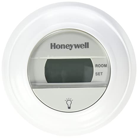 Honeywell t8775 a1009 redondo non-programmable heat-only termostato