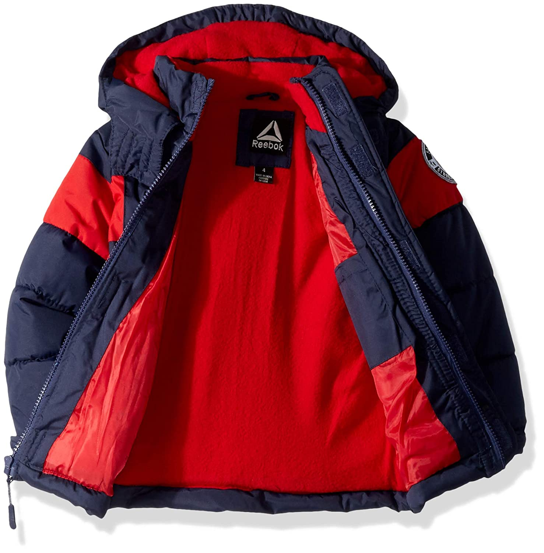 Reebok Boys Active Bubble Puffer Jacket