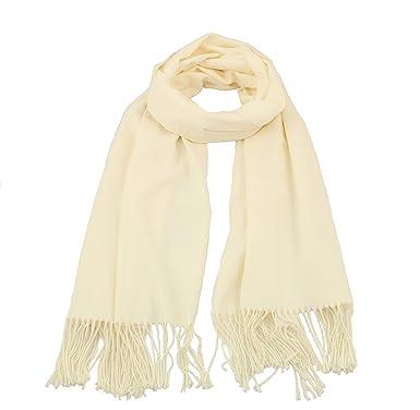 b38497db4d759 cashmere Écharpe Foulard Homme Femme Châle Uni douce chaude Automne-Hiver  couleur aux choix taille