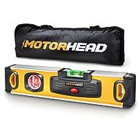 MOTORHEAD 12-Inch LED Torpedo Level