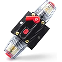 Adapter-Universe 40A ~ 100A Swtich fusible automático 12V/24V